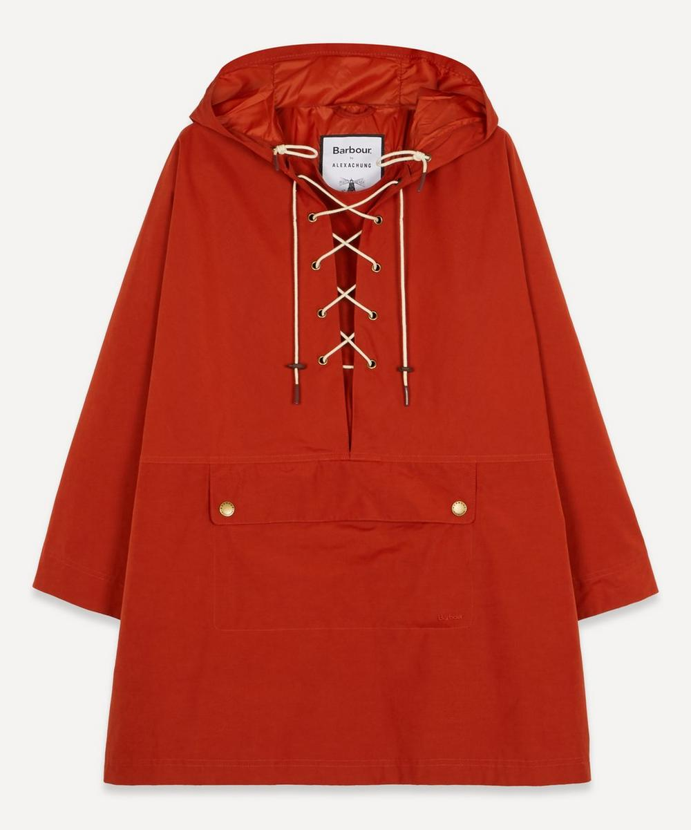 Barbour - x ALEXACHUNG Pippa Lace-Up Jacket
