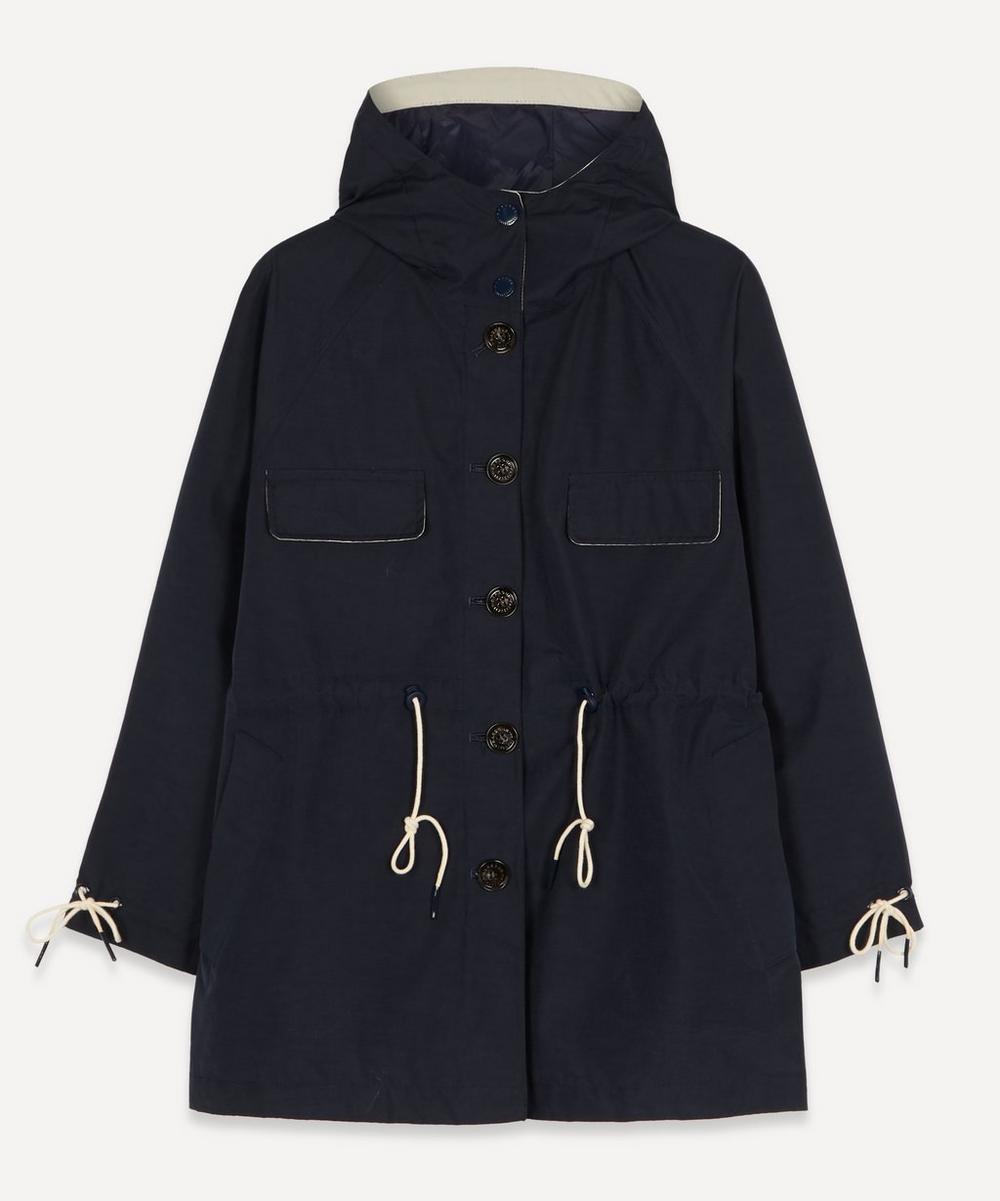 Barbour - x ALEXACHUNG Phoebe Drawstring Jacket