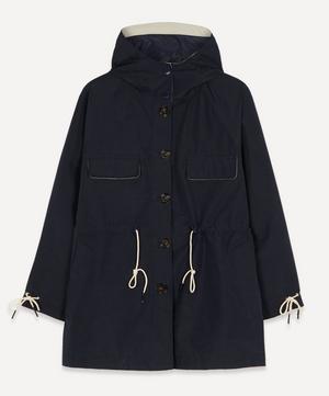 x ALEXACHUNG Phoebe Drawstring Jacket