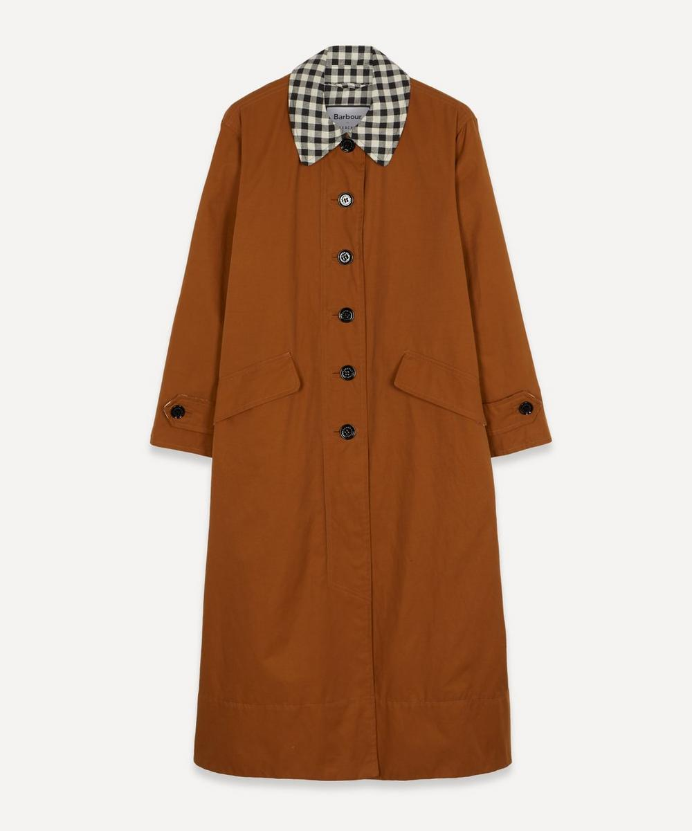 Barbour - x ALEXACHUNG Glenda Casual Trench Coat