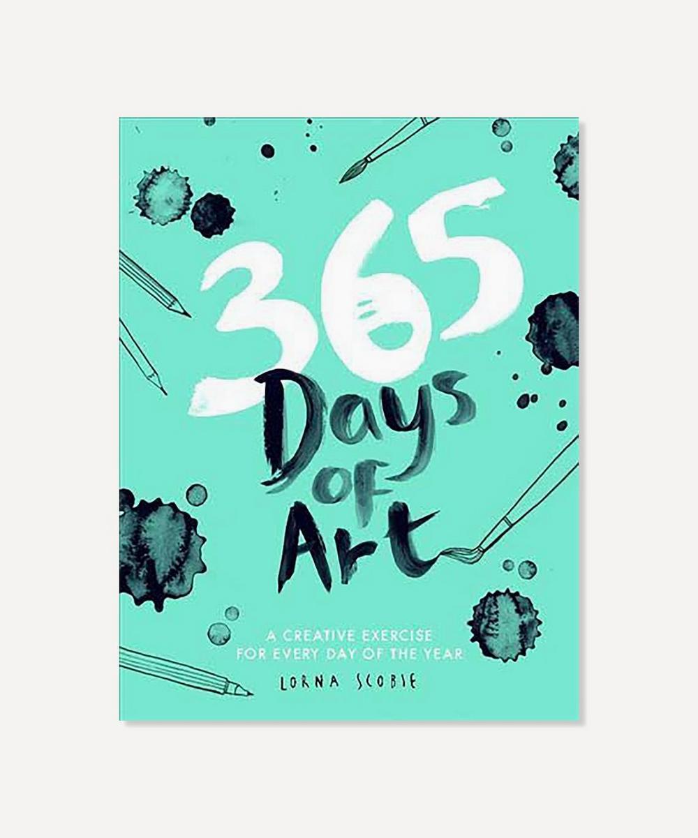 Bookspeed - 365 Days of Art