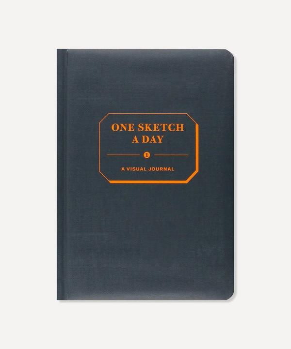 Bookspeed - One Sketch a Day: A Visual Journal