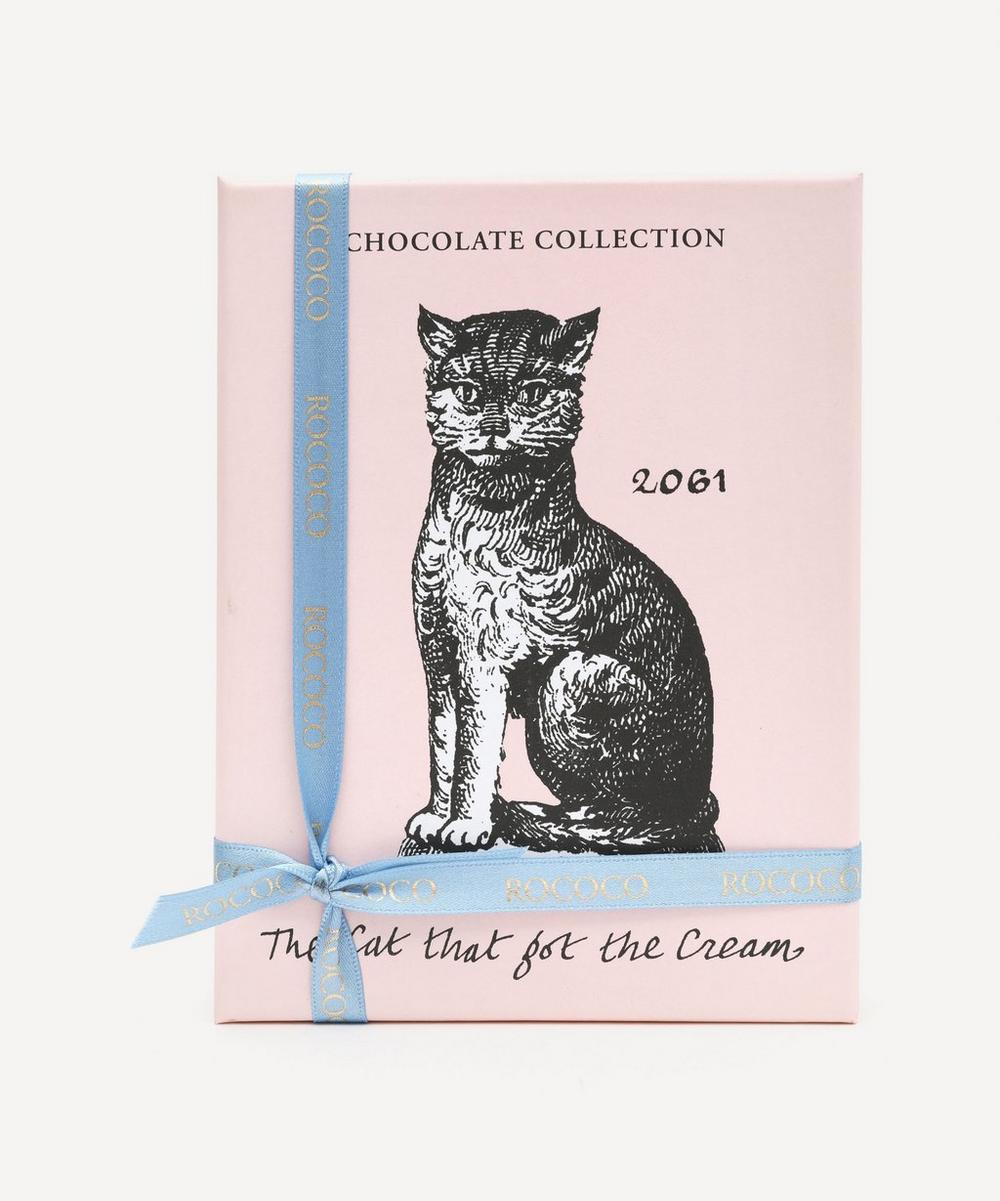 Rococo - Cat That Got The Cream Chocolate Collection 125g