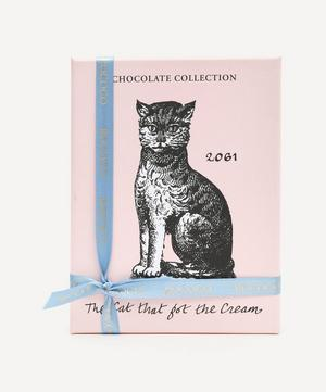 Cat That Got The Cream Chocolate Collection 125g