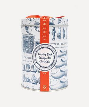 Luxury Dark Orange Hot Chocolate 250g