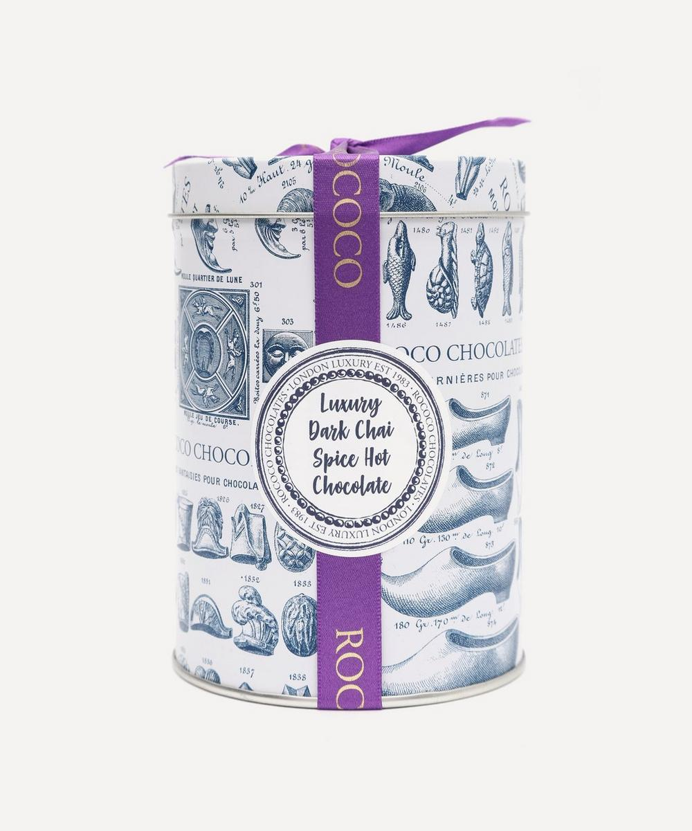 Rococo - Luxury Dark Chai Spice Hot Chocolate 250g