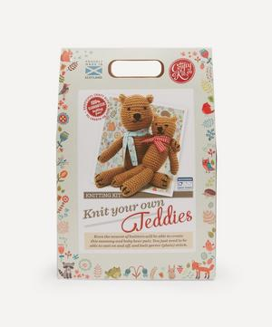 Teddies Knitting Kit