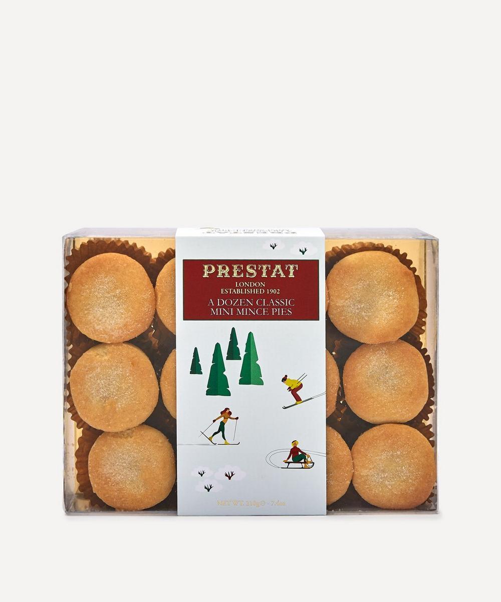 Prestat - Traditional Mini Mince Pies Box of 12 210g