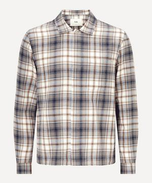 Flannel Patch Pocket Shirt