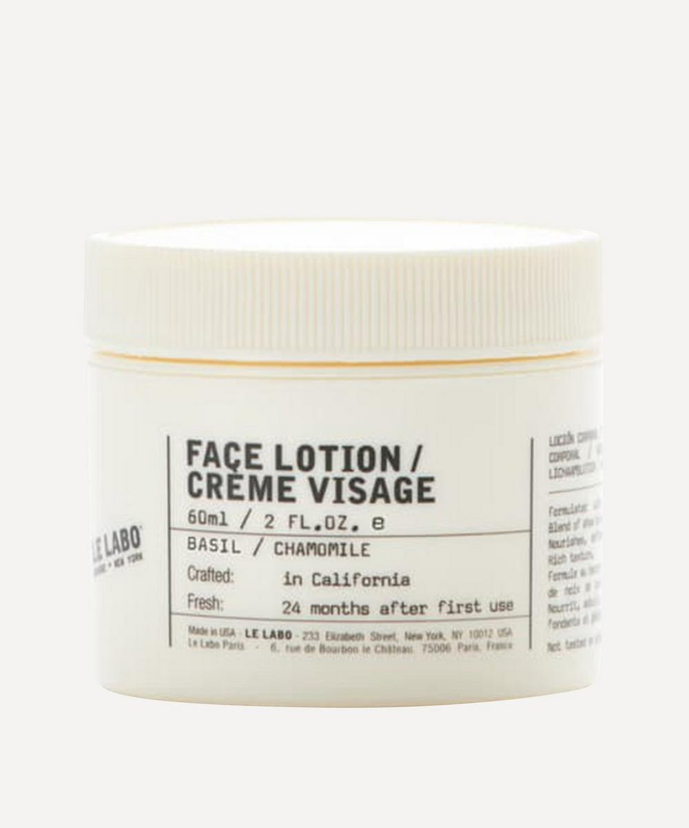 Le Labo - Basil Face Lotion 60ml