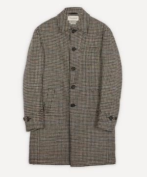 Wickham Grandpa Houndstooth Coat