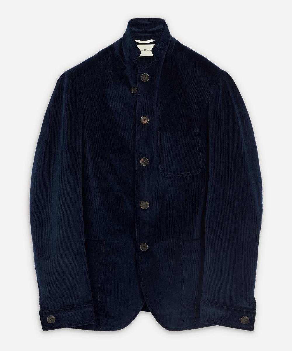 Oliver Spencer - Solms Button-Up Corduroy Blazer
