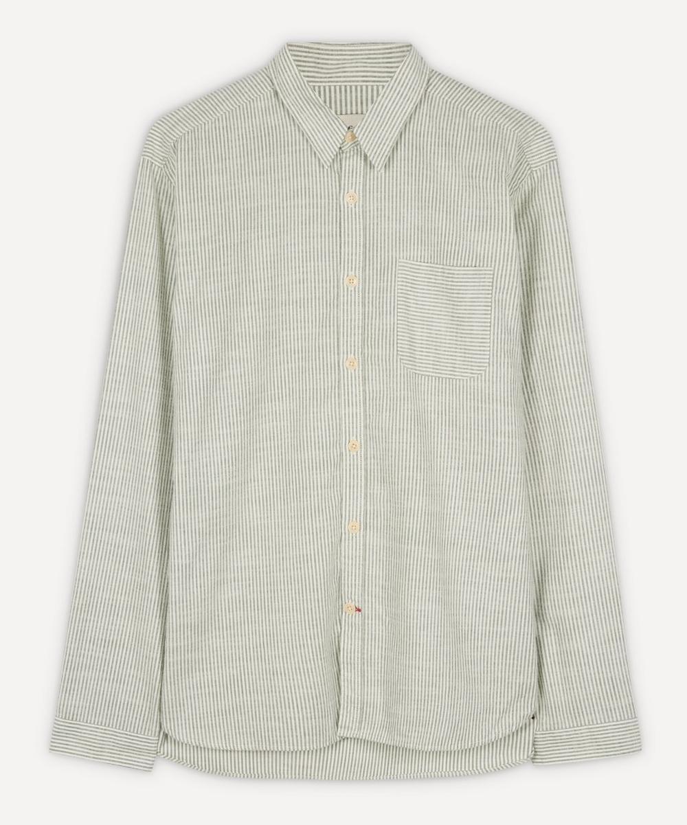 Oliver Spencer - New York Special Stripe Shirt