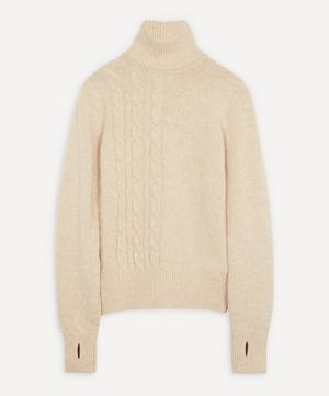 Talbot Cable-Knit Jumper