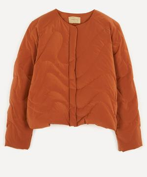 Tycho Wave Puffer Jacket