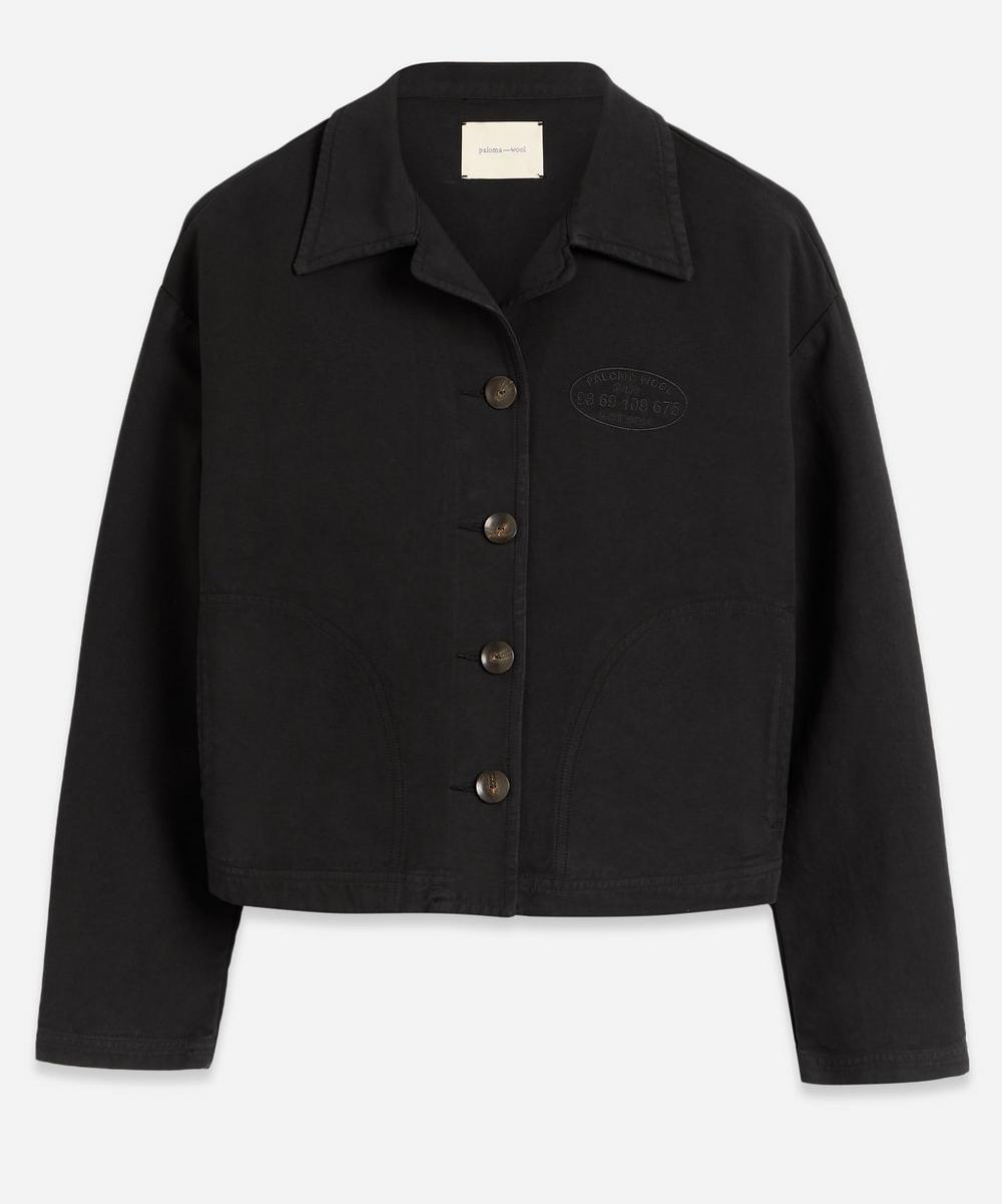 Paloma Wool - Carmen Cotton Button-Up Jacket