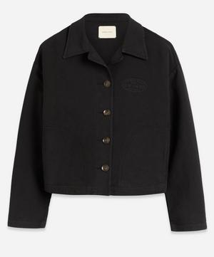 Carmen Cotton Button-Up Jacket