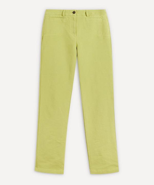 Paloma Wool - Pilar High-Rise Wide-Leg Cotton Jeans