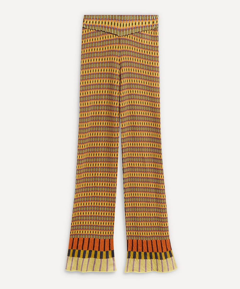 Paloma Wool - Mega Multicoloured Stripe Trousers