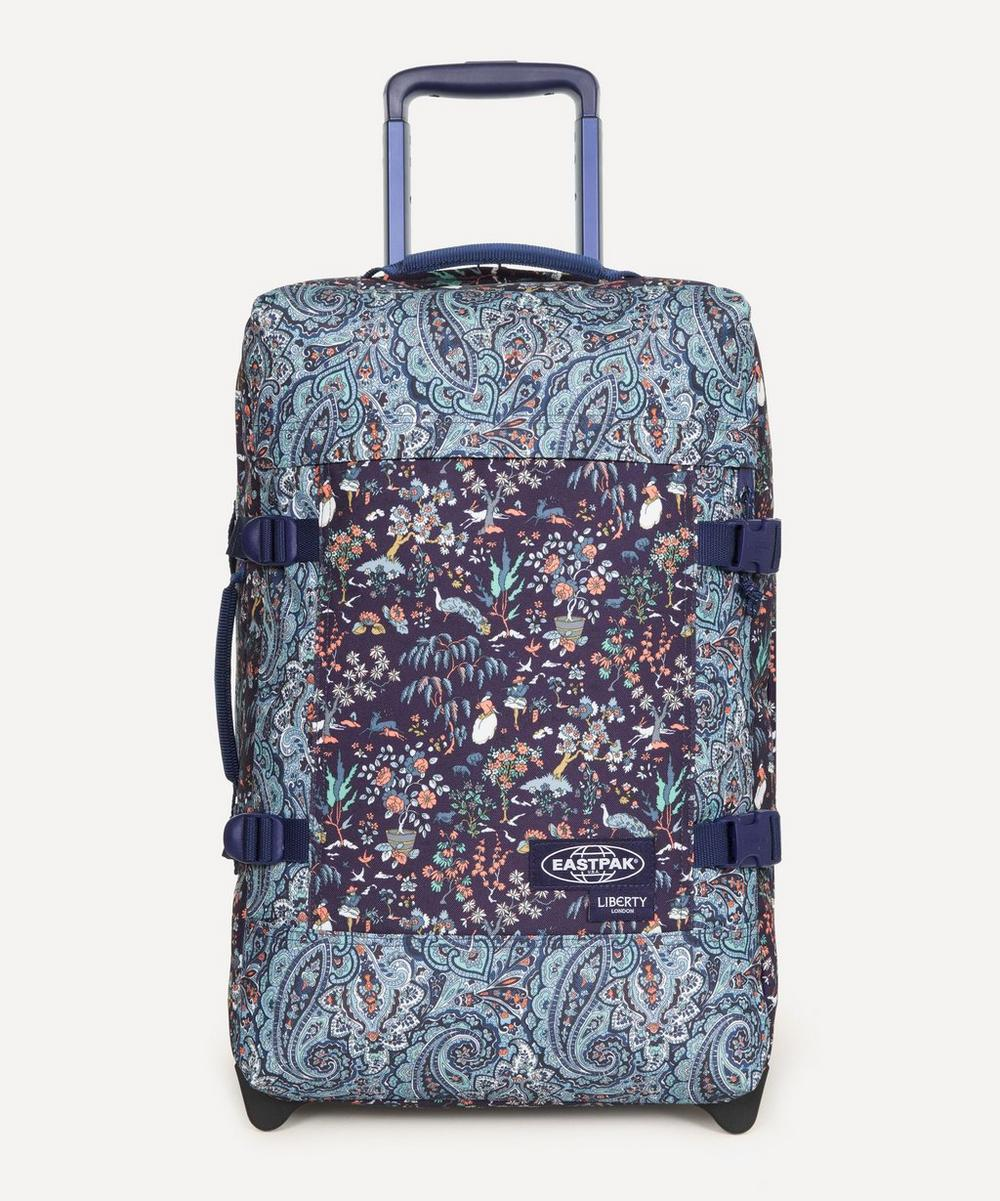 Eastpak - x Liberty Tranverz Small Cabin Trolley Suitcase