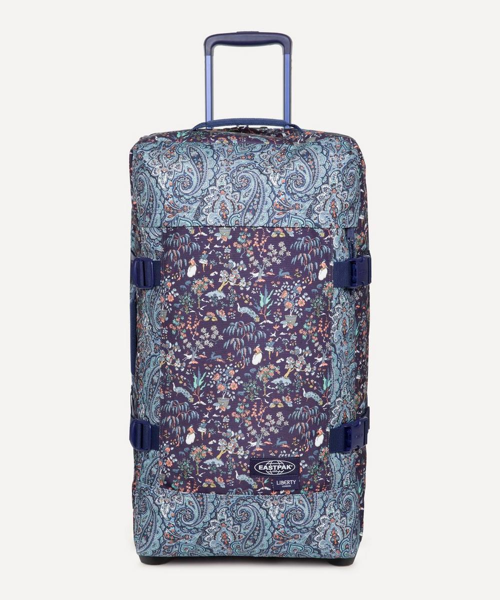 Eastpak - x Liberty Tranverz Medium Trolley Suitcase