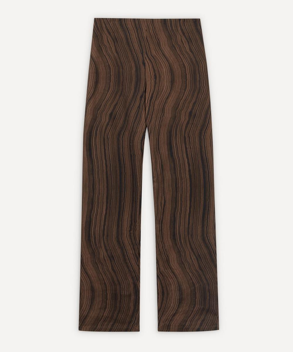 Paloma Wool - Mojave Zadia Hand-Drawn Wiggle Trousers