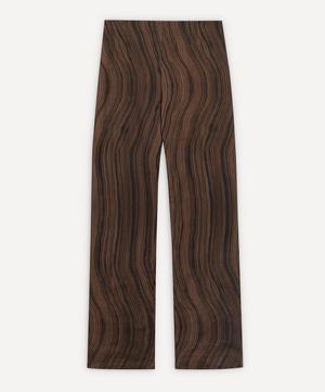 Mojave Zadia Hand-Drawn Wiggle Trousers