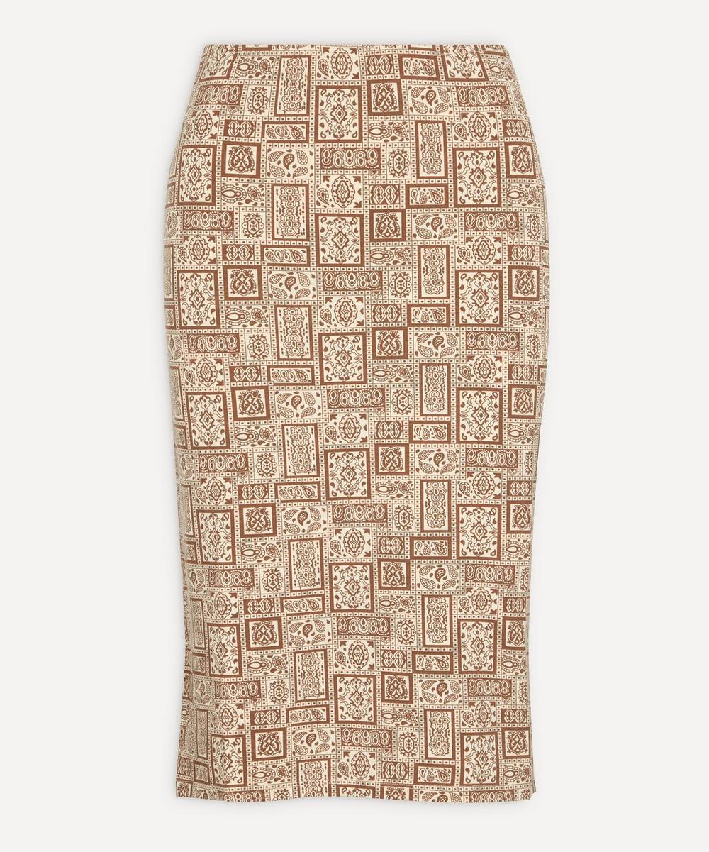 Paloma Wool - Rocky Paisley Midi-Skirt