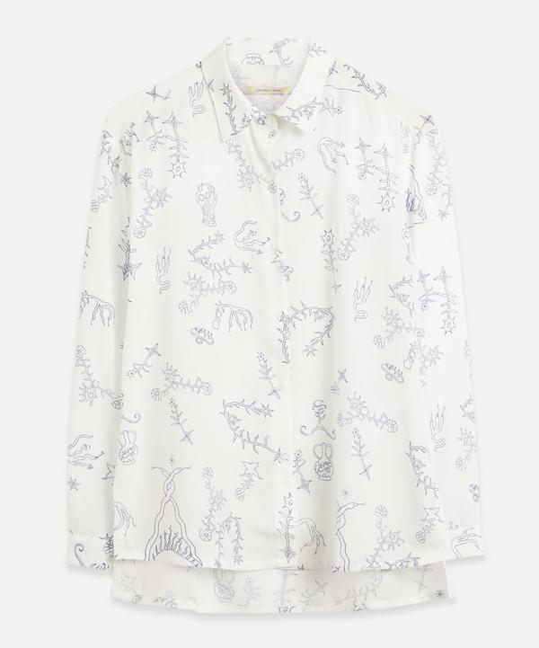 Paloma Wool - Bunjin Loose Fit Floral Shirt
