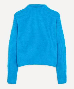 Monfort Wool-Blend Knit Jumper