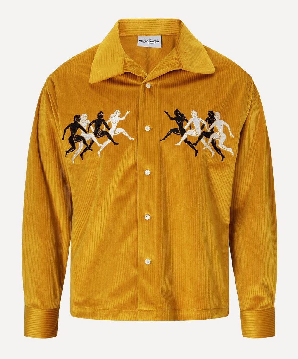 Carne Bollente - Double Penelope Corduroy Shirt