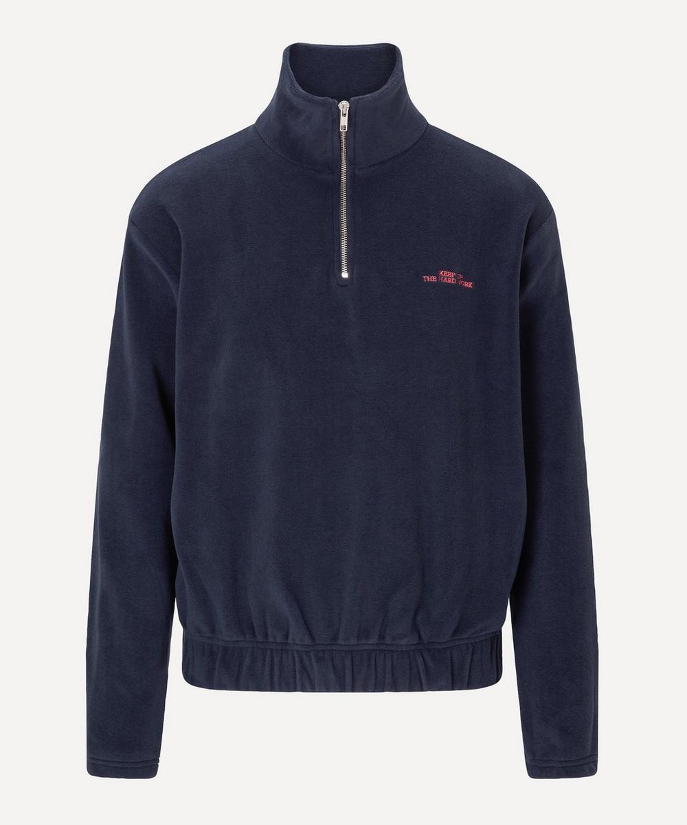 Carne Bollente - Atlas Half-Zip Fleece Jacket