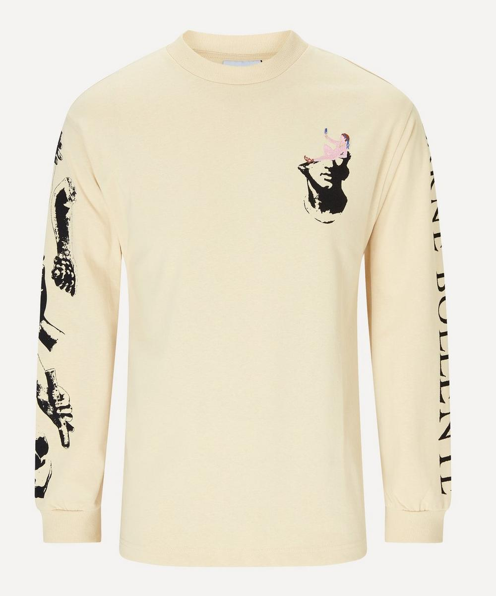 Carne Bollente - Narcissus Long-Sleeve T-Shirt