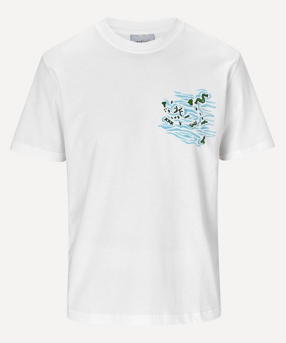 Carne Bollente - Welcum to Greece T-Shirt