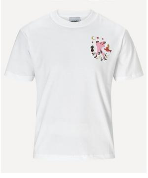 J'Use Cesar Embroidered T-Shirt