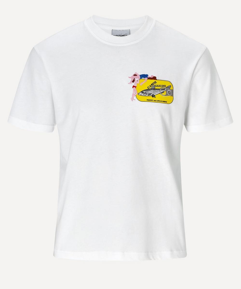 Carne Bollente - Lick As You Can Sardine T-Shirt