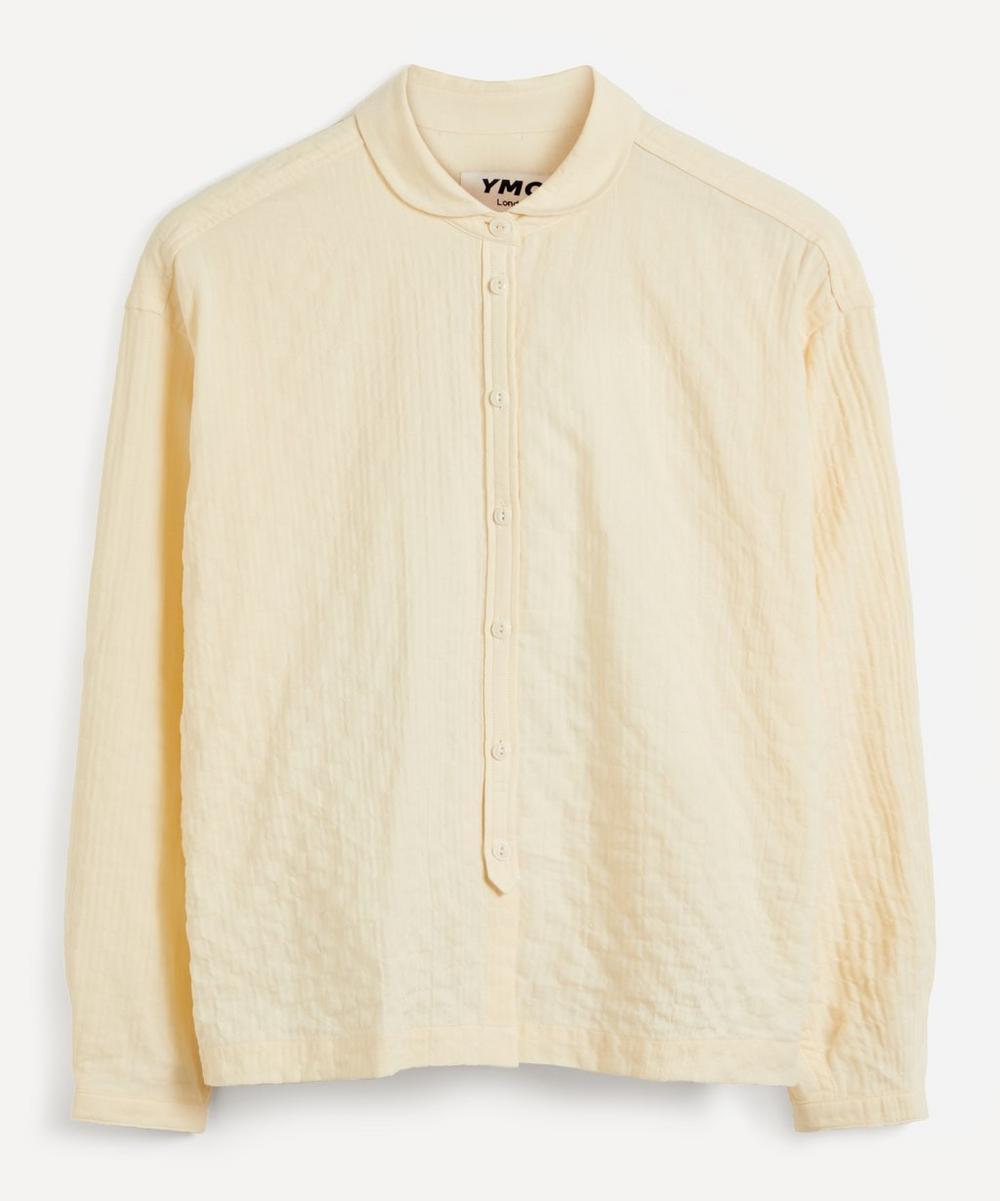 YMC - Marianne Cotton Herringbone Shirt