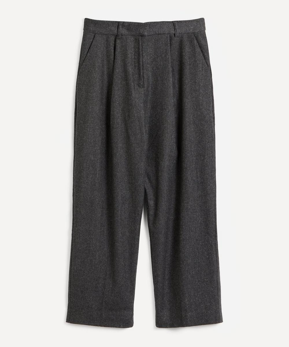 YMC - Market Wool Flannel Trousers
