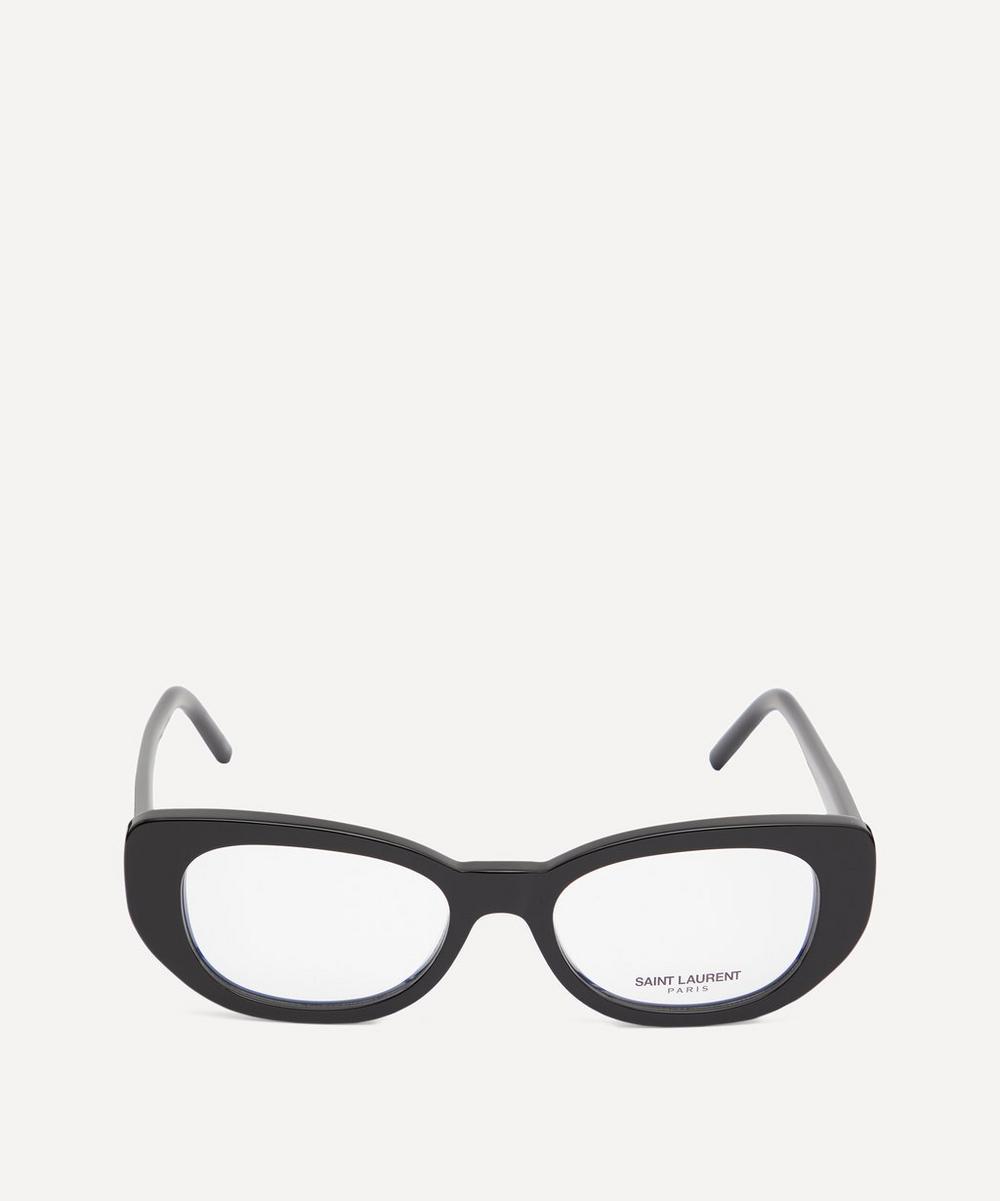 Saint Laurent - Betty Oval Optical Glasses