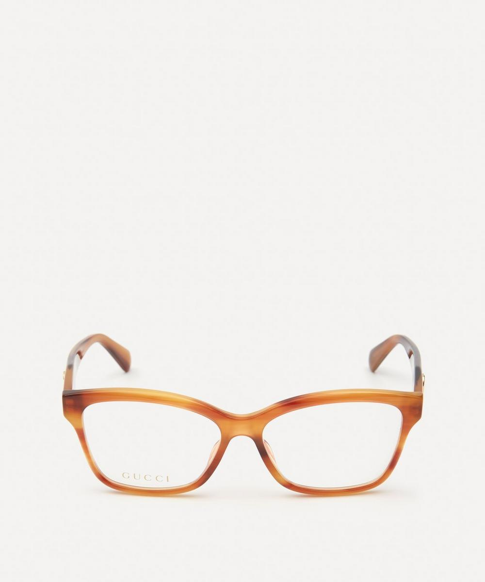 Gucci - Rectangular Optical Glasses