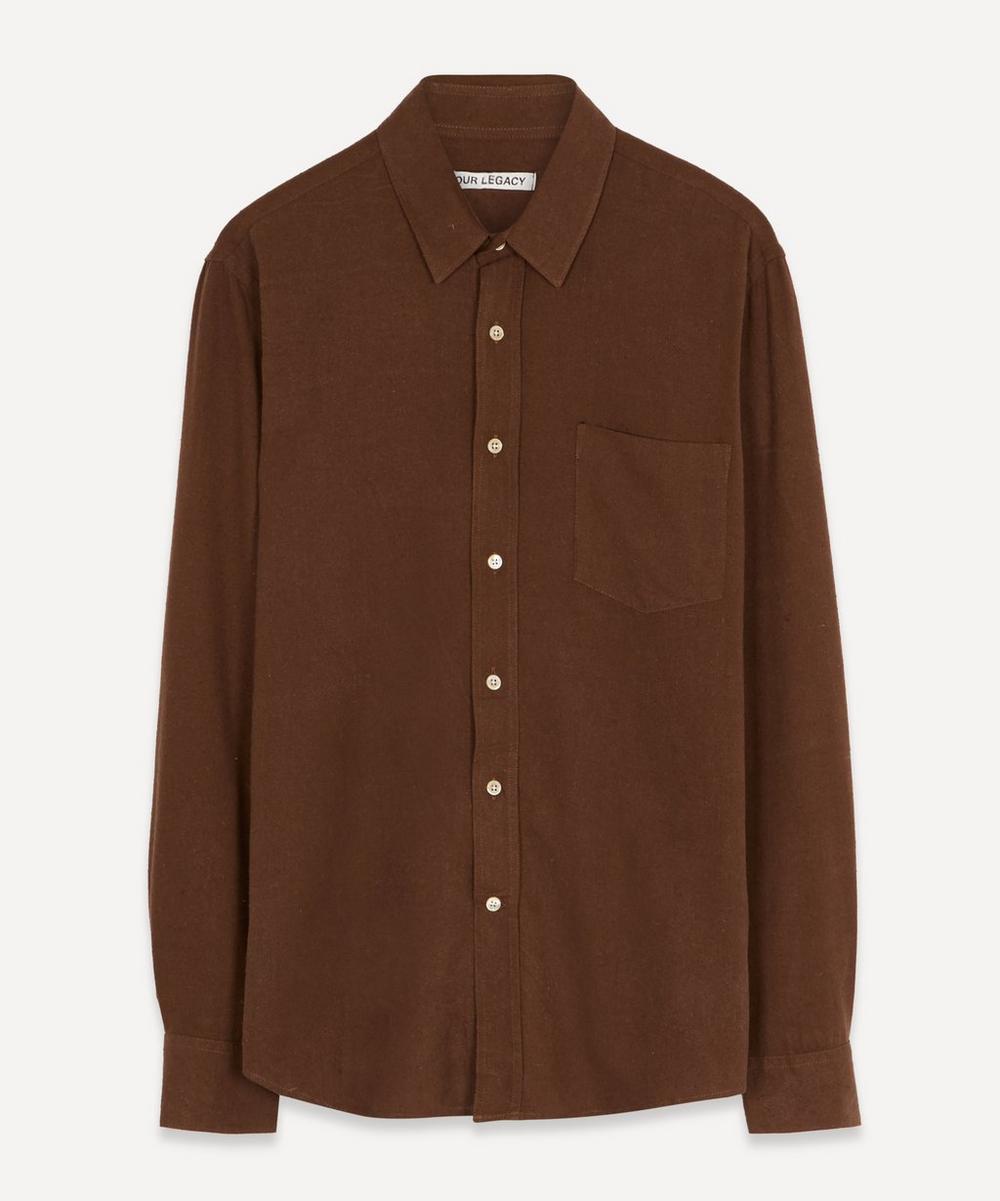 Our Legacy - Classic Pocket Silk Shirt