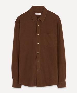 Classic Pocket Silk Shirt