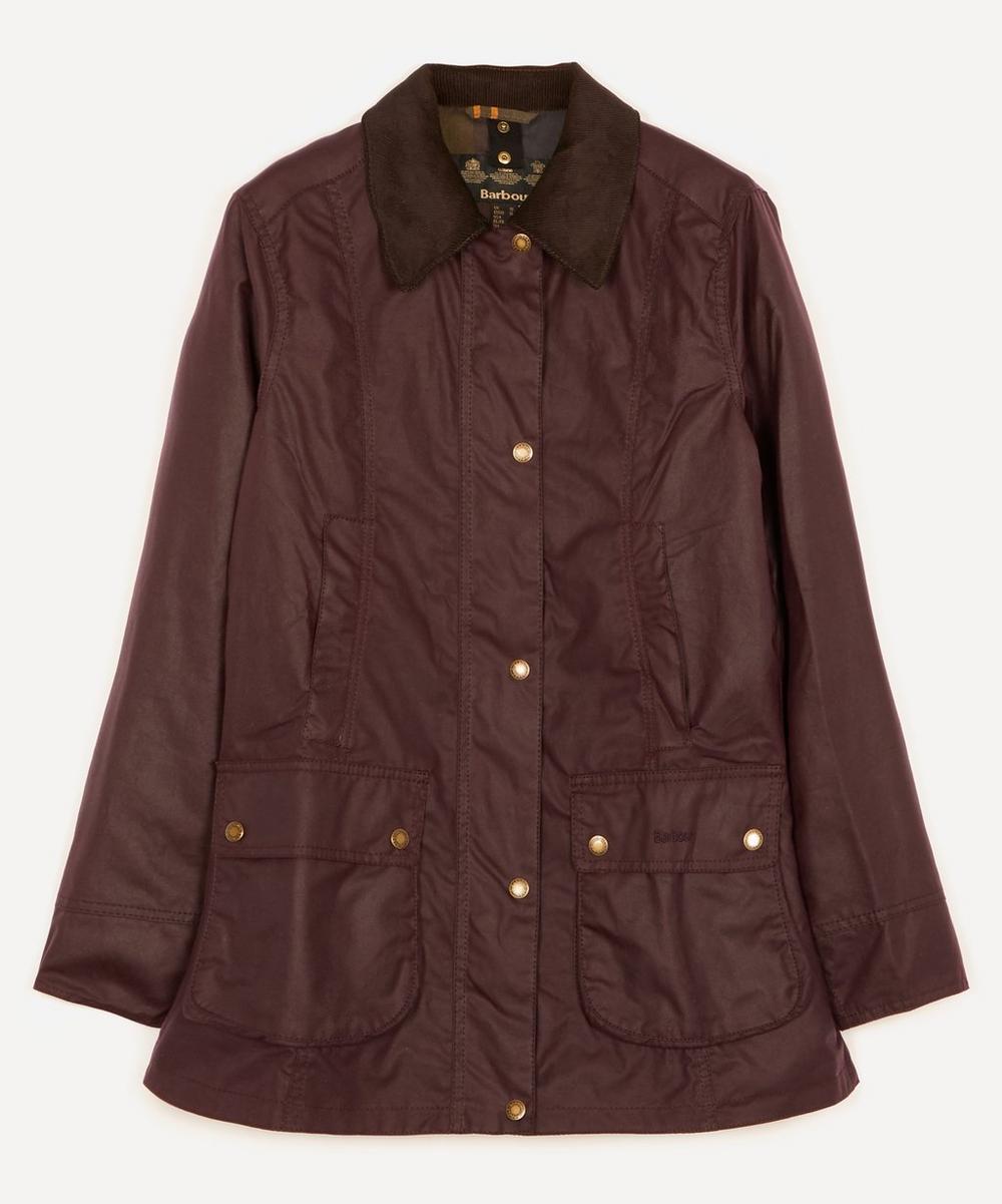 Barbour - Fiddich Double-Pocket Wax Jacket