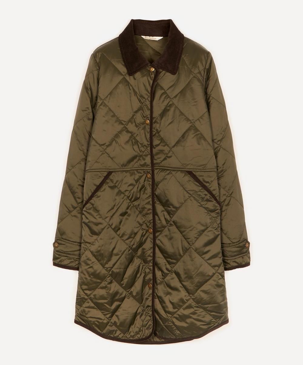 Barbour - Peppergrass Lightweight Quilted Coat