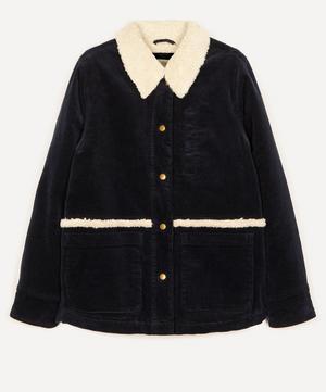 Mayapple Cord Overshirt