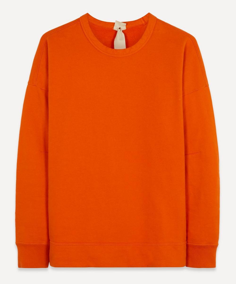 Ten c - Crew-Neck Cotton Sweater