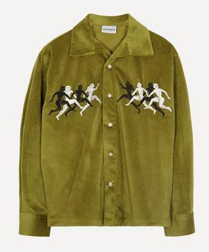 Double Penelope Corduroy Shirt