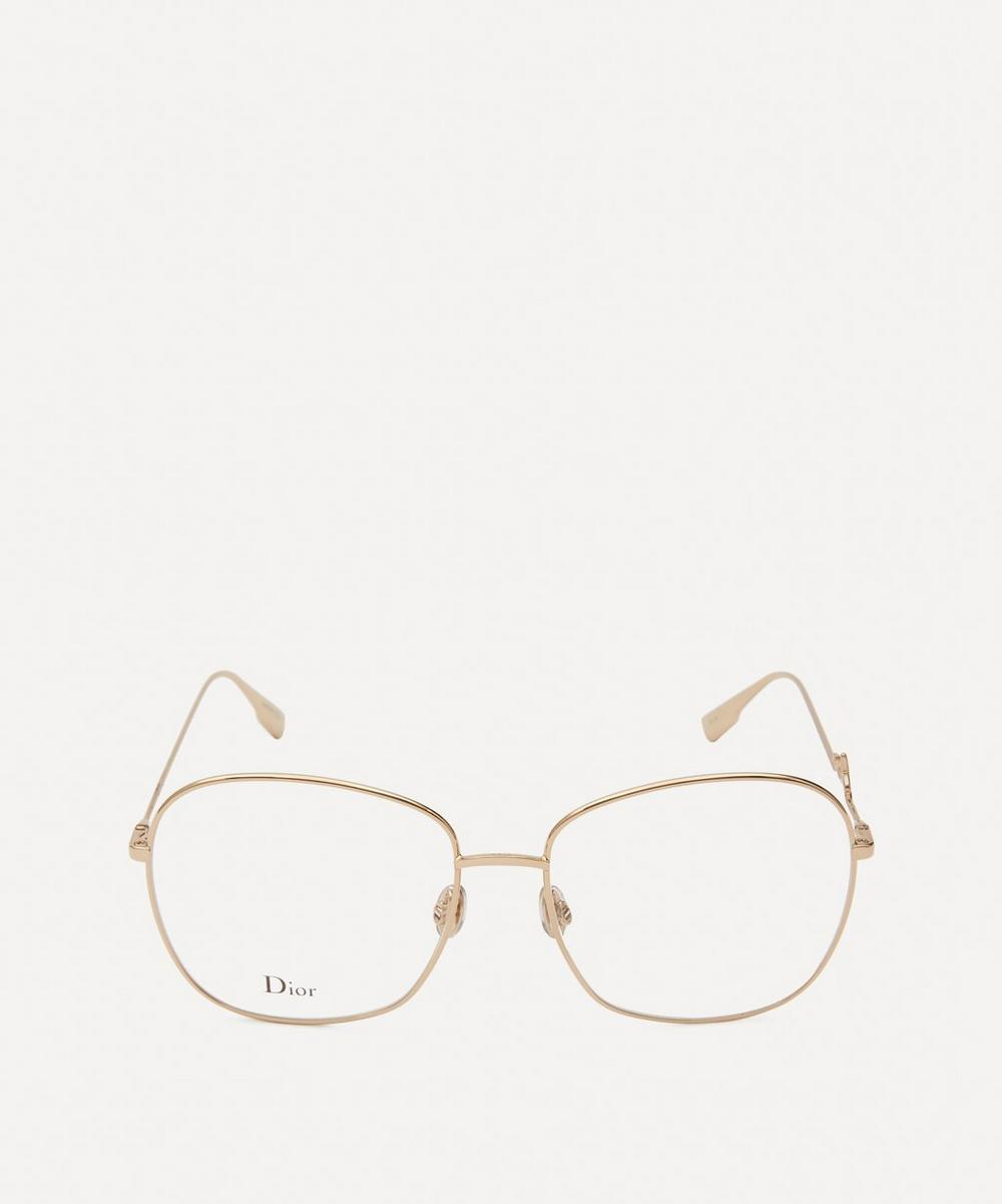 Dior - DiorSignature03 Round Metal Glasses