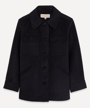 Lumberjack Boxy Jacket