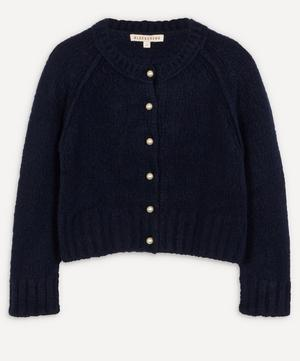 Merino Wool-Blend Cardigan